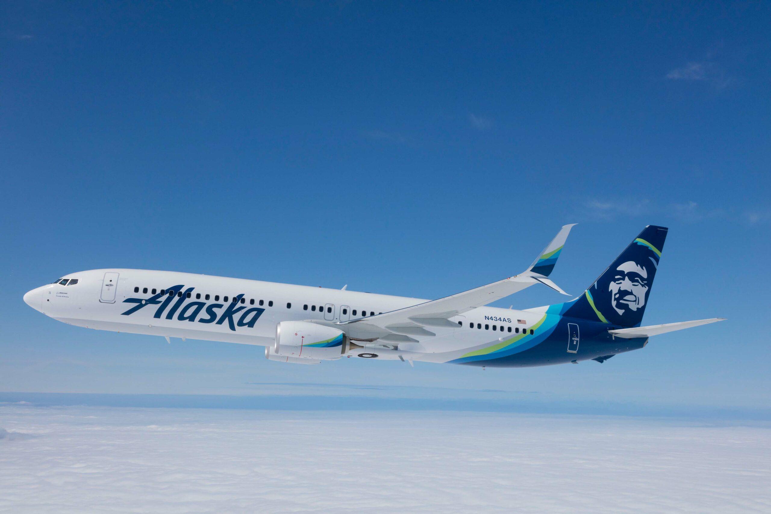 3.Alaska Airline