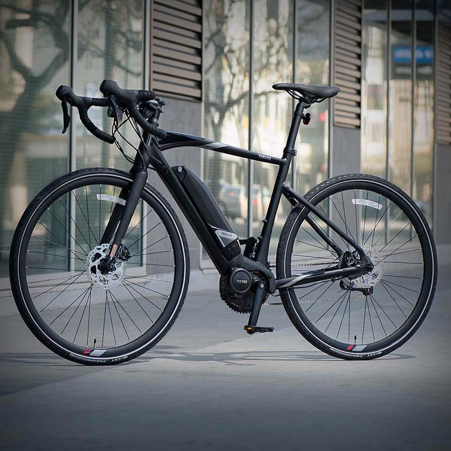 2.Yamaha Ebike